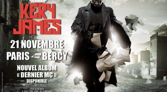 Kery James x Bercy