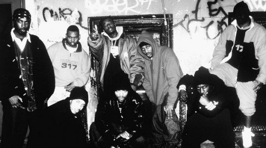Throw Back on Wu-Tang Clan : Enter the Wu-Tang (36 Chambers) & Jay Z : The Black Album